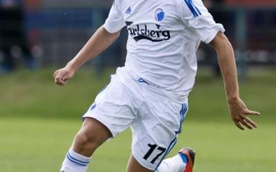 Alexander Swartz Augustesen, fodboldspiller i FC København