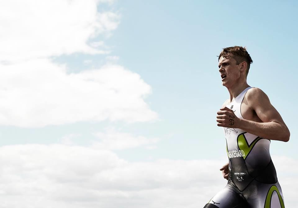 Daniel Bækkegard, Dansk mester Triatlon