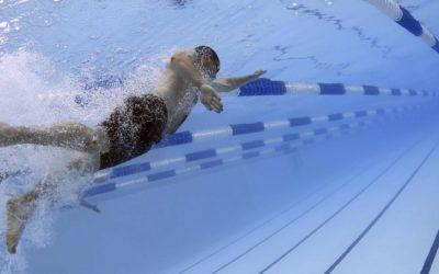 Mentaltræning i svømning